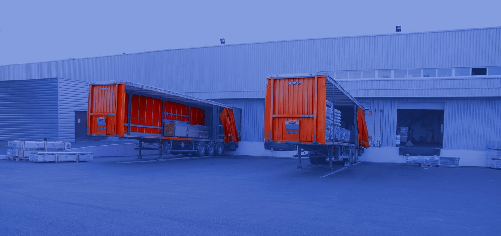 Service de logistique