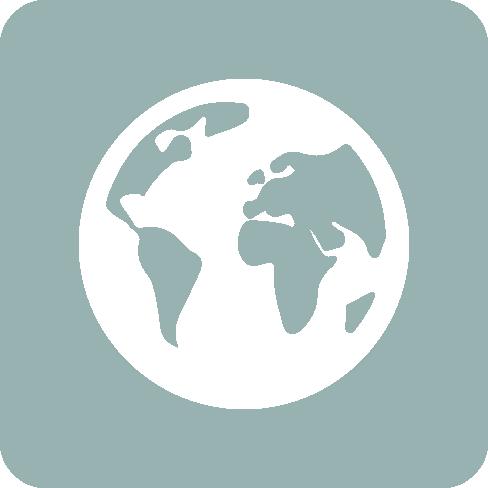 Logo planète green
